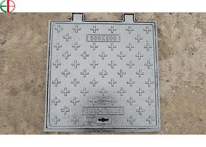 China Cast Iron Sewer Manhole Cover,Galvanized Steel Manhole Covers EN124 C250,Sanitary Sewer Manhole Cover on sale