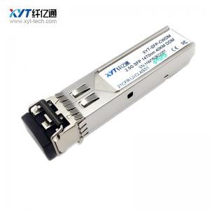Cisco Compatible CWDM-SFP-1590-NON Transceiver CWDM SFP 2.5G 1590nm 80KM