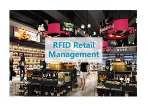 China Durable Rfid Security Solutions Smart Retail Management Inventory Management on sale