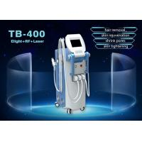 China Intense Pulsed Light E-light IPL RF Tattoo Removal Laser Hair Removal SHR Machine on sale