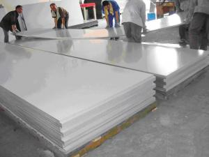 China 4x8 sus201 stainless steel sheet price on sale
