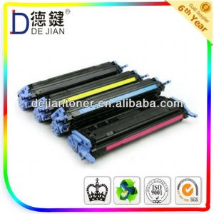 China Compatible Toner Cartridge Q6000A/Q6001A/Q6002A/Q6003A for HP COLOR Laserjet 2605(dn)(dtn)/1600/2600n/CM1015/CM1017 on sale