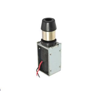 China 144W 15 mm Push Pull Solenoid Electromagnet on sale