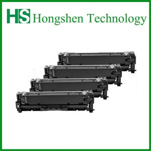 China Printer Supplies Color Toner Cartridge for HP 305A CE410A Printer Cartridge on sale