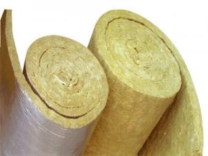 China high quality rock mineral wool blanket insulation on sale