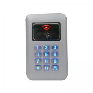 China keypad access control card reader on sale