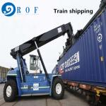 Amazon Door To Door Rail Freight From China To Europe