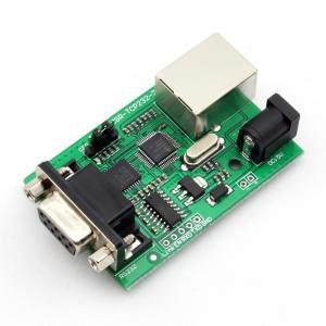 China [USR-TCP232-2] RS232 to Ethernet server TCP/IP Module, support TCP/UDP on sale