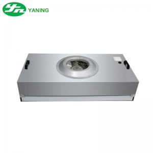 China Low Power Consumption Industrial Fan Filters , Fan Filter Unit For Clean Room on sale