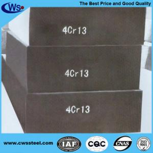 China DIN 1.2083 Plastic Mould Steel Plate on sale