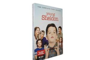 China Wholesale Latest  Movie TV Show DVD Young Sheldon: Season 1 DVD Movie TV Show Drama Series DVD US/UK Edition on sale