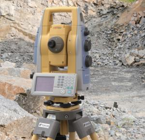 China TOPCON IS301 New Robotic Reflectorless Total Station For Surveying Instrument on sale