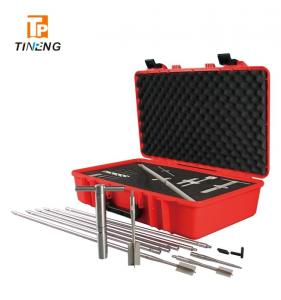 China Field Portable Vane Shear Strength Test for Cohesive Soil Testing on sale