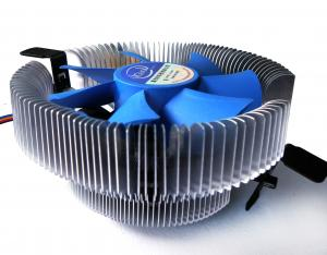 China Computer Hardware  cpu cooler  cpu fan    E90  For Intel 775/1155/1156 AMD K8 AM2, AM2+,AM3 ,Aluminum on sale