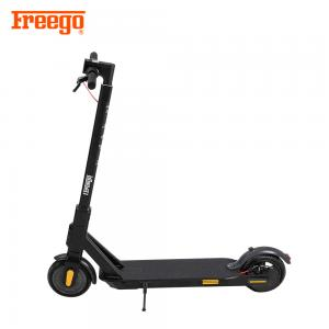 China Portable Fast Speed Shared Electric Scooter Aluminum Alloy Rim With Rubber Tire on sale
