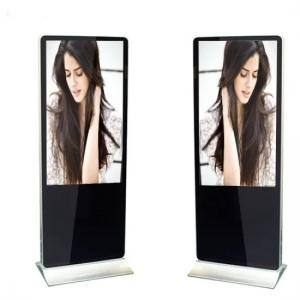 China Commercial 55'' Floor Standing Digital Signage 50,000 Hours Life Time on sale
