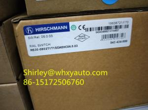China Hirschmann RS30-0802T1T1SDAE 943 434-029 Compact OpenRail Gigabit Ethernet Switch 8-24 ports on sale