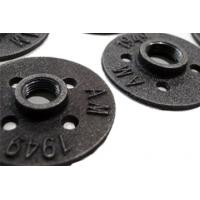 China Threaded Steel Pipe Flanged 	Ductile Iron Pipe Fittings on sale