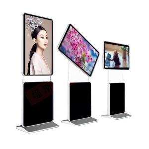 China 98'' Touch Screen Kiosk Advertising Digital Signage With PCAP Camera And Mic on sale