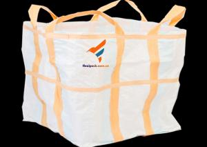 China Woven Polypropylene Feed Bags/ FIBC Bag with PP Material for Chemical Powder /Iron Pellets/ Pigment on sale