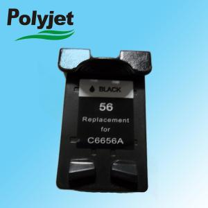 China 56 ink cartridge  for HP Deskjet 450/5150/5550/5551/5650/5850/9650/9670/9680 Color inkjet printers/HP Photosmart 100/120/230/7150/7350/7550Color inkjet printers/HP PSC 1110/1210/1350/2105/2108/2110/2115/2210/2150/2175/2410/2510 all-in-ones/HP Officejet 6110 all-in-one on sale