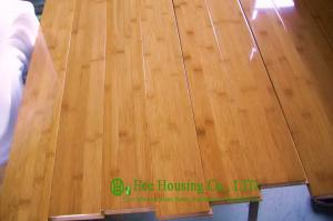 China Indoor Waterproof Bamboo Flooring For Sale,Carbonized Indoor Bamboo Flooring With Glossy on sale