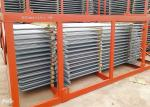 Steel Platen Superheater Coil Heating Elements For Pulverized Boilers
