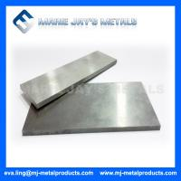 China High Performance Carbide Plate on sale