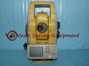 China Topcon GPT-9005A Robotic Total Station + FC-200 on sale