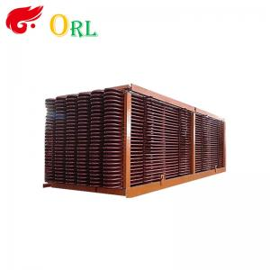 China Power Station Boiler Electric Water Boiler Spare Part LPG Industry Boiler Economiser on sale