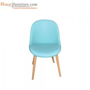 Simple Design Teak Wood Leg Leather Upholstery Dining Chair Restaurant Furniture For Sale Restaurant Furniture Manufacturer From China 108774189