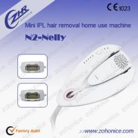 China Professional Portable IPL Hair Removal Machines For Home Use With 10,0000 Flash on sale