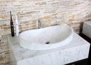 Double Solid Surface Countertops