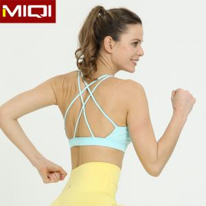 China Activewear High Impact Compression Sports Bra on sale