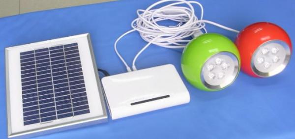 Small Solar System 5w 10w 20w 30w With Led Le Lamp Bulbs Images