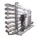 Stainless Steel 380V 900L 10T Industrial Reverse Osmosis System