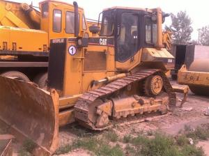 China D5M used bulldozer caterpillar africa dozer 2001 on sale