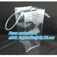 China wine bags, wine handle bags, wine holder, bottle bags, cylinder bag, PVC case, PVC ruler, PVC gusset bag, pipe handle ba on sale