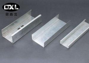 China The Lightgage Steel Roof Joist Flat , Smooth , Free From Corrosion And Deformation supplier