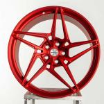 Heat Resistant 20 21 22 5×112 5×114.3 5×120 Forged Aluminum Alloy Wheels