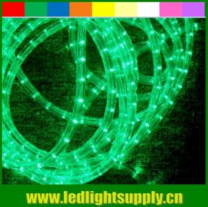 China flexible led rope channel letters 2 wire 12/24v rope duralights on sale