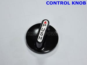 China Safety Stoves Oven Control Knob Non Metallic Material For Freestanding Oven on sale
