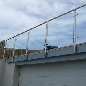 Foshan Stainless Steel Balcony Glass Railing Modern Railing Design For Sale Spigot Railing Manufacturer From China 107899133