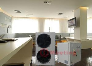 China Meeting Household Mini Inverter Split Air Conditioner Heat Pump Systems R410A on sale