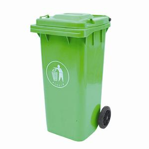 China 120Lplastic garbage bin with wheels moulds/molding,industrial plastic bins with wheels on sale