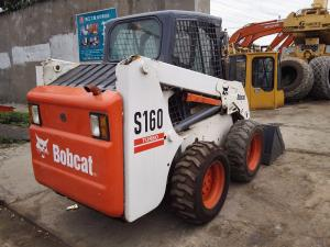 China Bobcat S160 Skid Steer Loader on sale