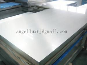 China wholesale 201 2B finish cold rolled stainless steel sheet China factory price on sale