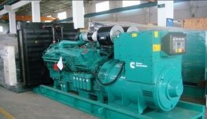 China 1000kVA LPG Electronic Generator Sets on sale