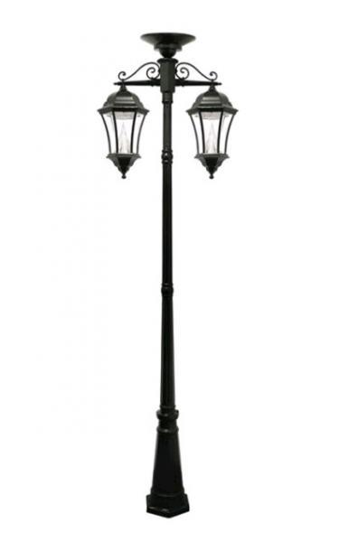 Antique Garden Cast Iron Street Lamps