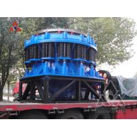 China gold mining manufacturer Spring cone crusher machine price from india on sale